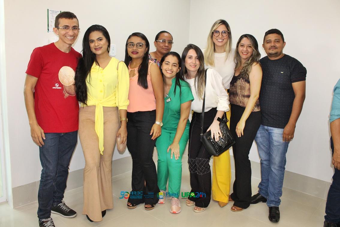 Governador do Piauí inaugura reforma do Ambulatório do Hospital Regional de Oeiras 44
