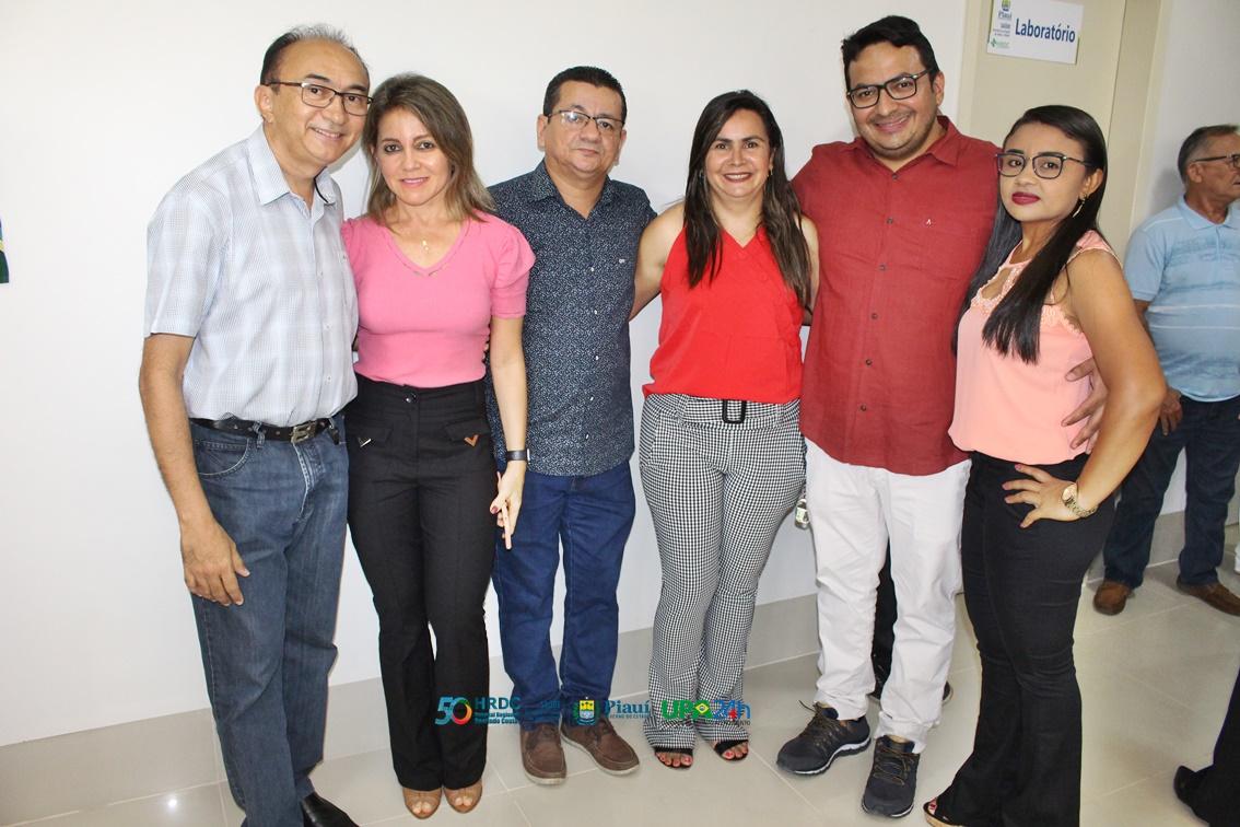 Governador do Piauí inaugura reforma do Ambulatório do Hospital Regional de Oeiras 10