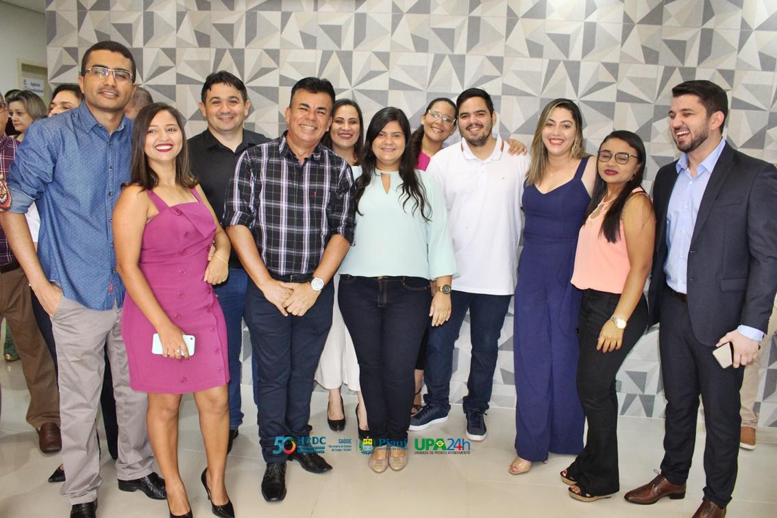 Governador do Piauí inaugura reforma do Ambulatório do Hospital Regional de Oeiras 6