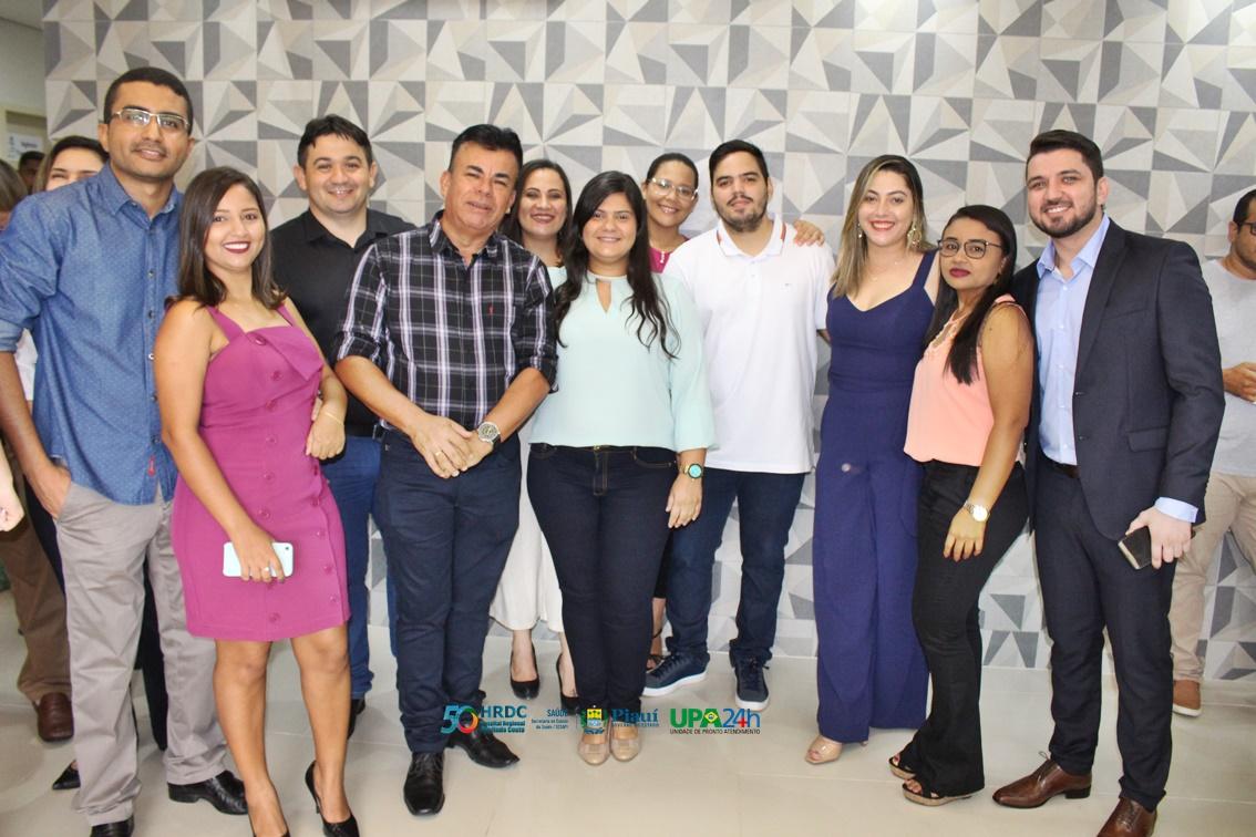 Governador do Piauí inaugura reforma do Ambulatório do Hospital Regional de Oeiras 34