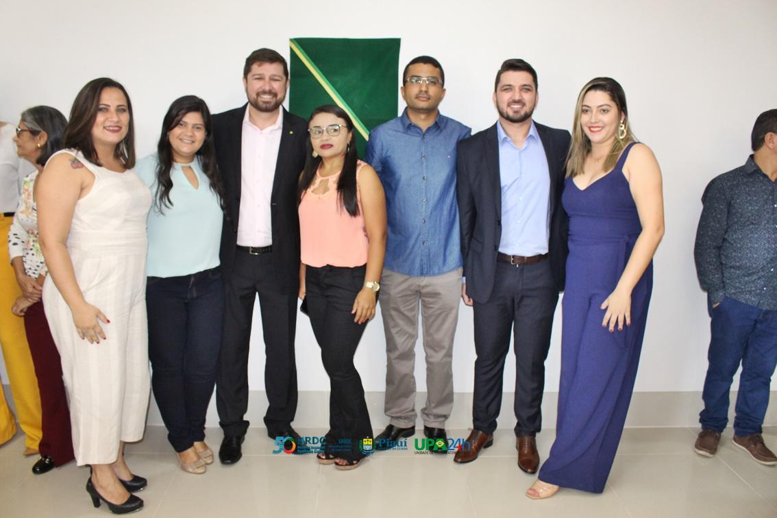 Governador do Piauí inaugura reforma do Ambulatório do Hospital Regional de Oeiras 43