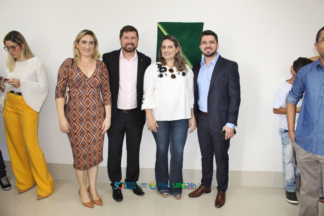 Governador do Piauí inaugura reforma do Ambulatório do Hospital Regional de Oeiras 21