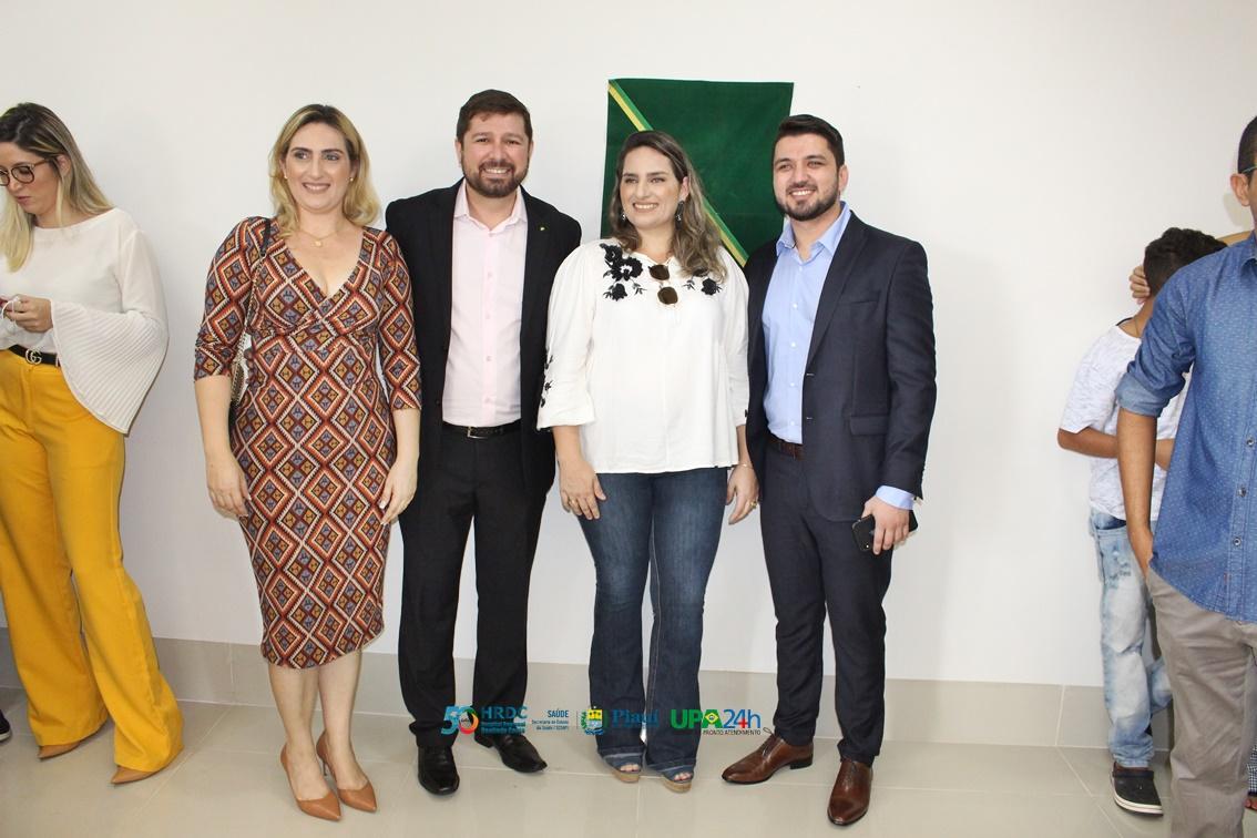 Governador do Piauí inaugura reforma do Ambulatório do Hospital Regional de Oeiras 9