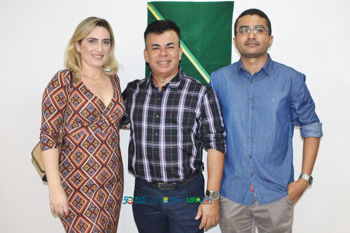 Governador do Piauí inaugura reforma do Ambulatório do Hospital Regional de Oeiras 36