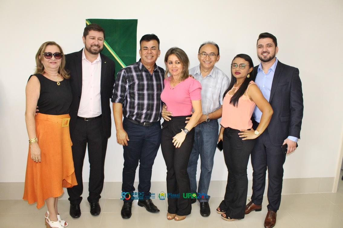 Governador do Piauí inaugura reforma do Ambulatório do Hospital Regional de Oeiras 5