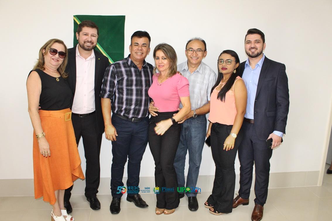 Governador do Piauí inaugura reforma do Ambulatório do Hospital Regional de Oeiras 20