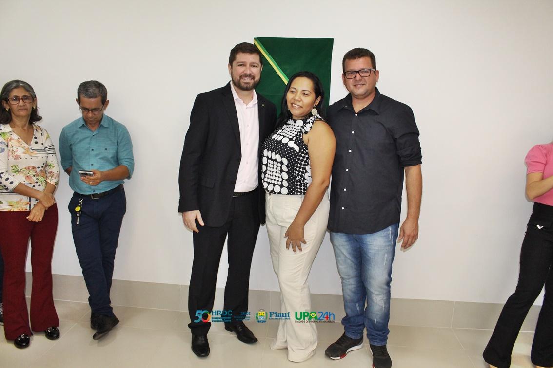 Governador do Piauí inaugura reforma do Ambulatório do Hospital Regional de Oeiras 24