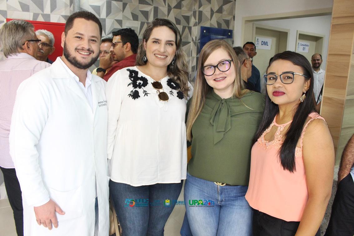 Governador do Piauí inaugura reforma do Ambulatório do Hospital Regional de Oeiras 15