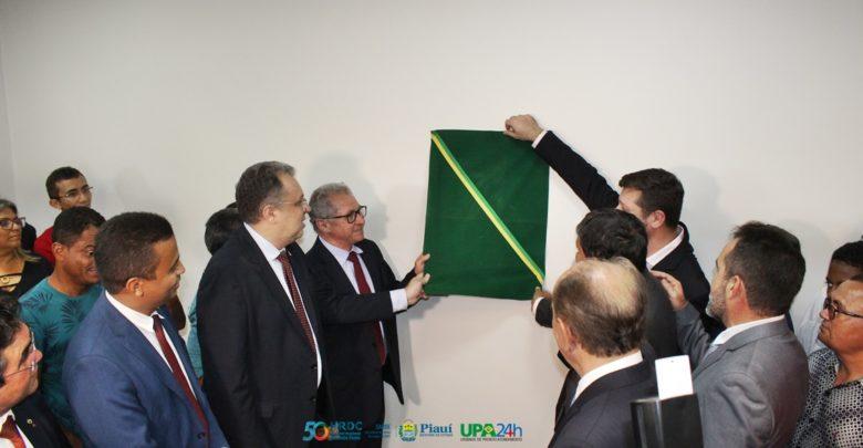 Governador do Piauí inaugura reforma do Ambulatório do Hospital Regional de Oeiras 1