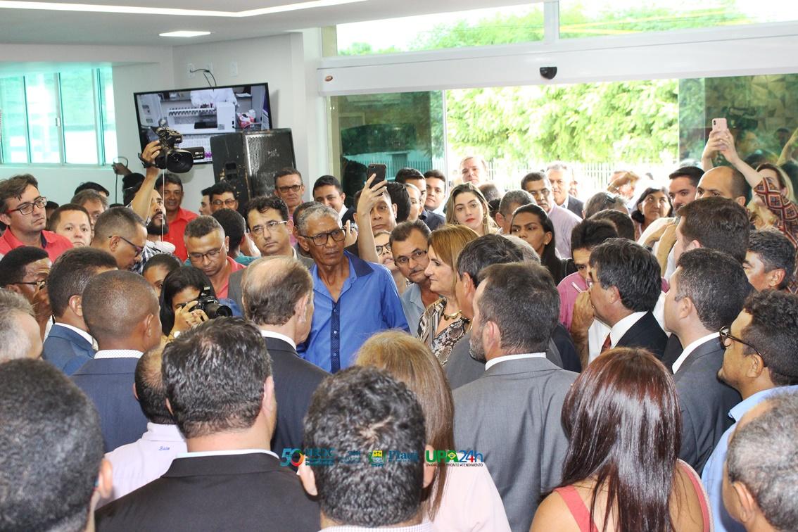 Governador do Piauí inaugura reforma do Ambulatório do Hospital Regional de Oeiras 31