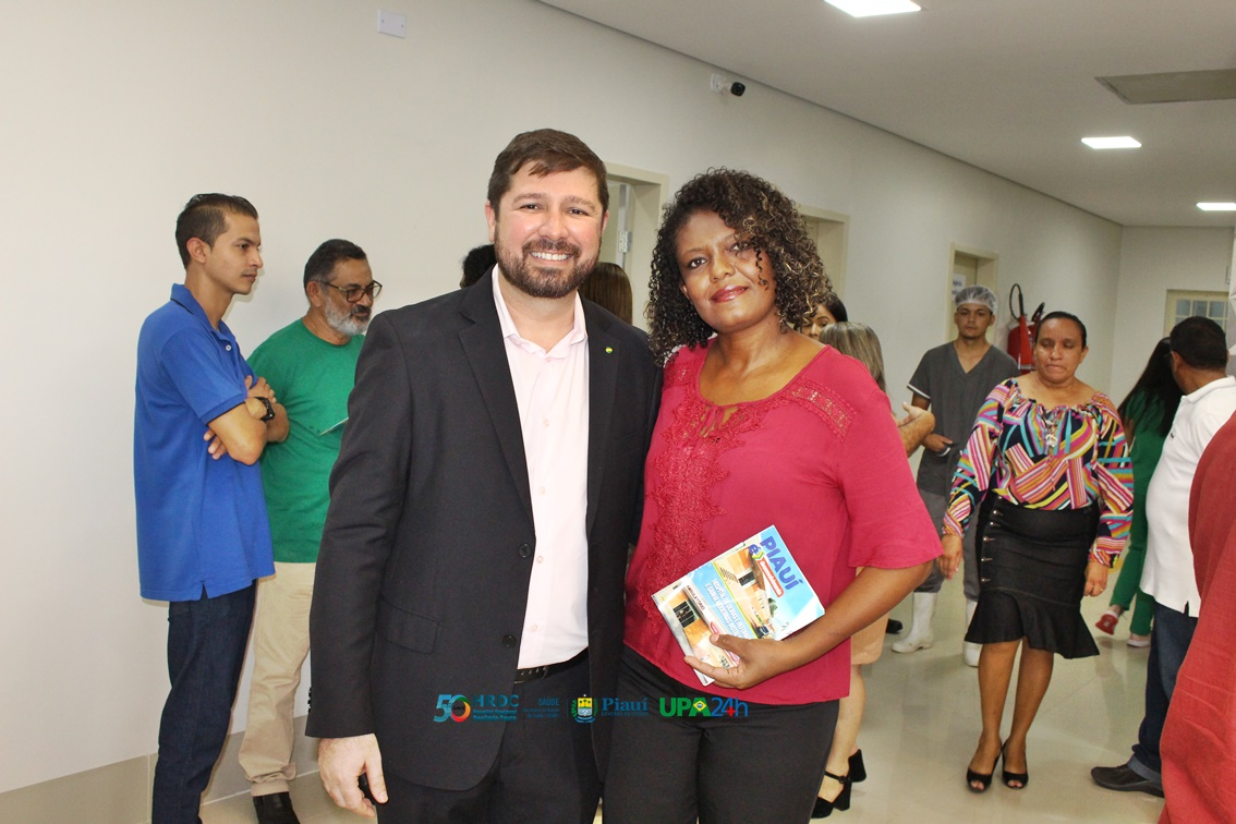 Governador do Piauí inaugura reforma do Ambulatório do Hospital Regional de Oeiras 33