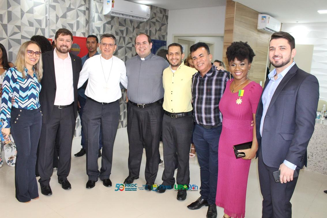 Governador do Piauí inaugura reforma do Ambulatório do Hospital Regional de Oeiras 38