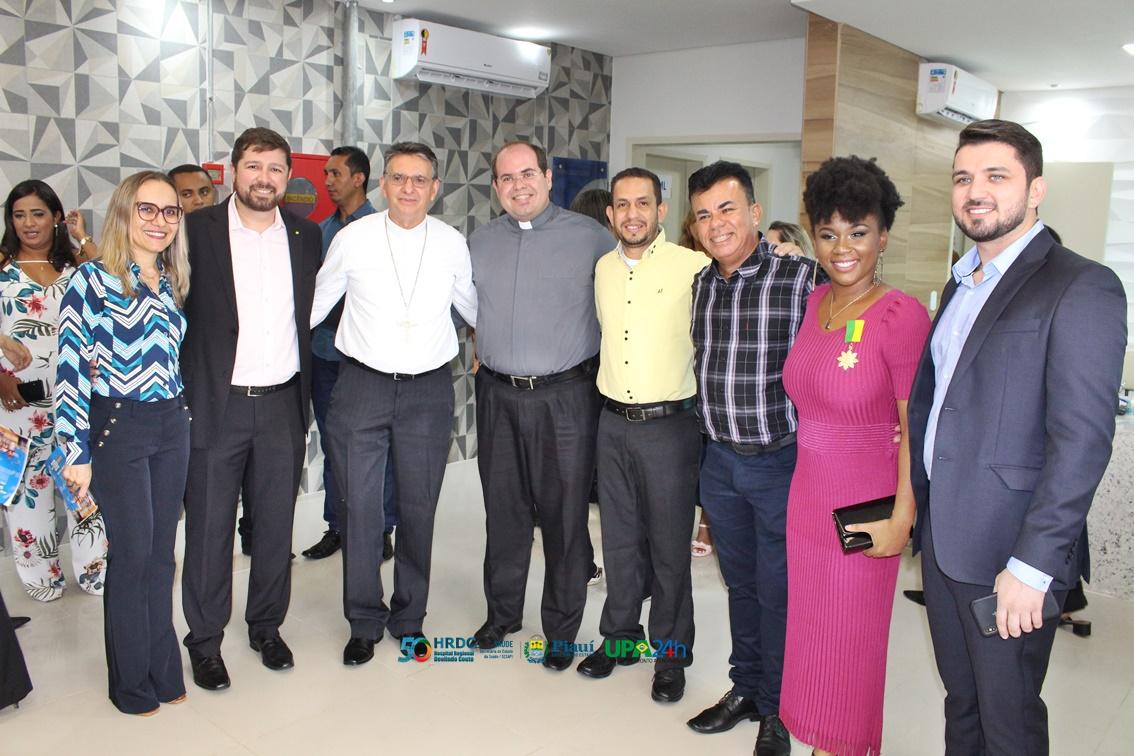 Governador do Piauí inaugura reforma do Ambulatório do Hospital Regional de Oeiras 19