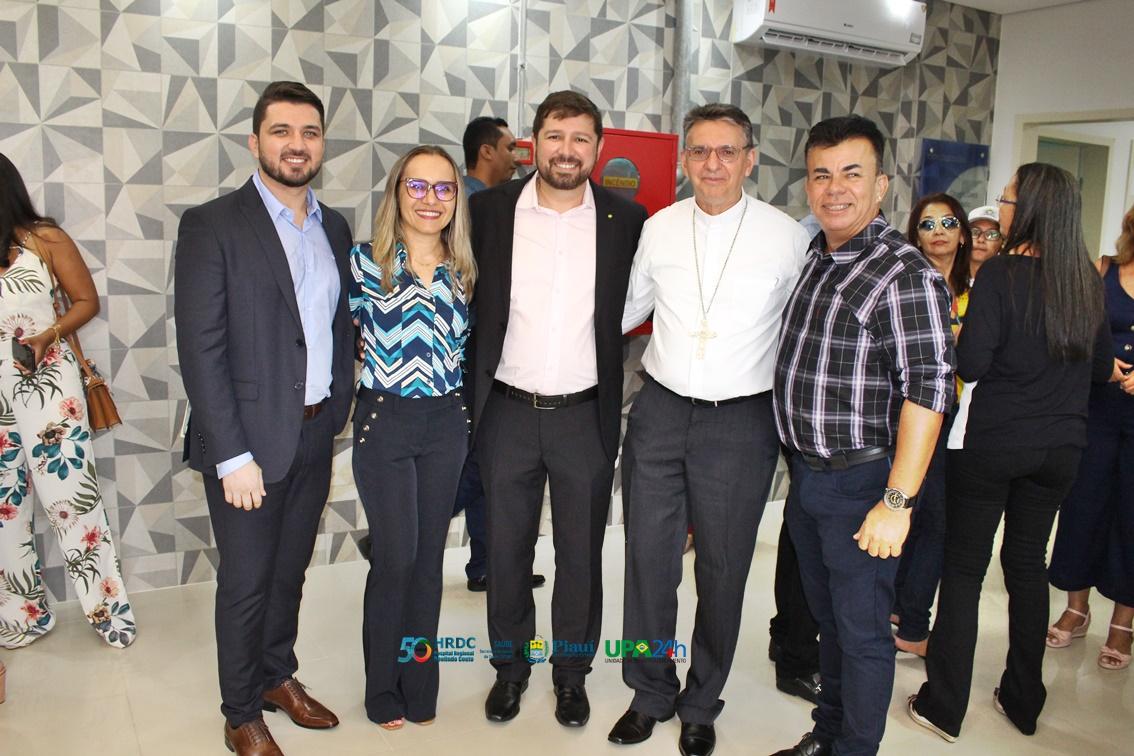 Governador do Piauí inaugura reforma do Ambulatório do Hospital Regional de Oeiras 28