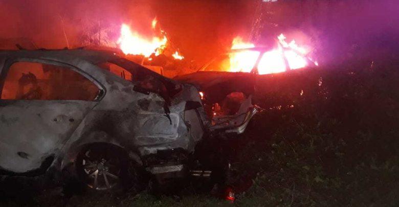 Incêndio atinge antiga delegacia em Picos e destrói mais de 50 veículos 1