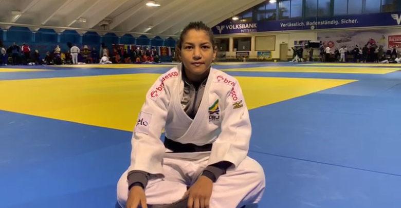 Sarah Menezes estreia contra judoca do Kosovo no Grand Prix de Tel Aviv 1