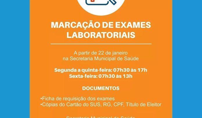 Secretário Estadual de Saúde afirma não ser exigência do SUS o título de eleitor para marcação de exames em Oeiras 1