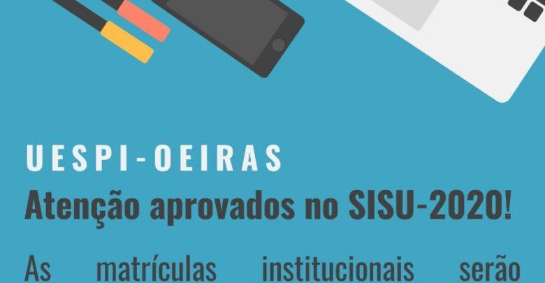 Campus Professor Possidônio Queiroz parabeniza e divulga lista de aprovados em Oeiras 1