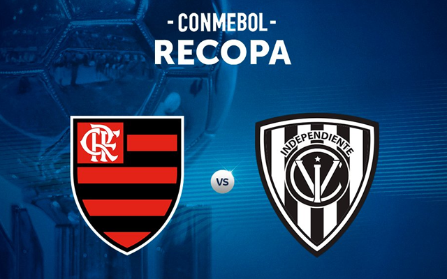 Saiba onde assistir a final da Recopa envolvendo Flamengo e Del Valle 1