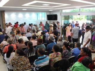 HRDC recebe 400 usuários do SUS para retorno do mutirão de Catarata 5