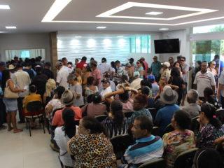 HRDC recebe 400 usuários do SUS para retorno do mutirão de Catarata 6