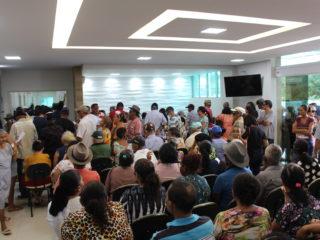 HRDC recebe 400 usuários do SUS para retorno do mutirão de Catarata 7