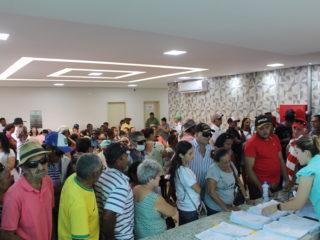 HRDC recebe 400 usuários do SUS para retorno do mutirão de Catarata 8