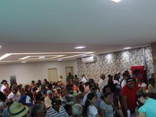 HRDC recebe 400 usuários do SUS para retorno do mutirão de Catarata 9