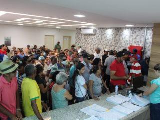 HRDC recebe 400 usuários do SUS para retorno do mutirão de Catarata 11