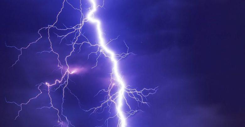 Casal sofre descarga elétrica após queda de raio na barragem de Bocaina 1