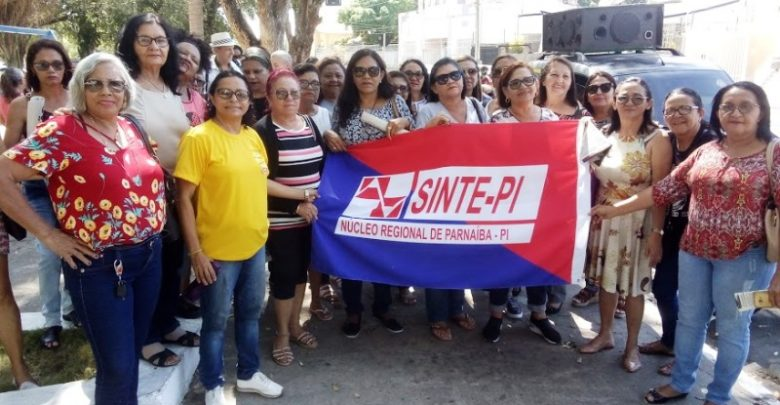 Professores continuam em greve após Sinte-PI rejeitar proposta do governo 1