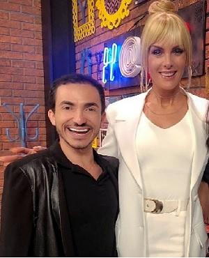 Cabeleireiro e maquiador oeirense participa de reality show no 'Hoje em Dia' da Record TV 1