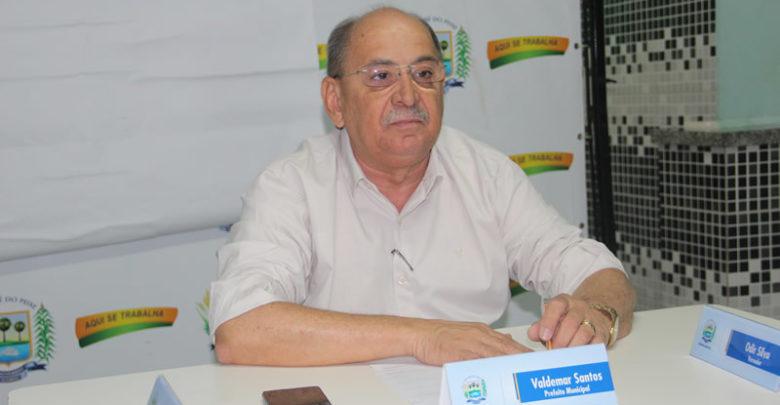 Prefeito de São José do peixe PI estaria utilizando irregularmente de bens públicos para beneficiar particulares 1