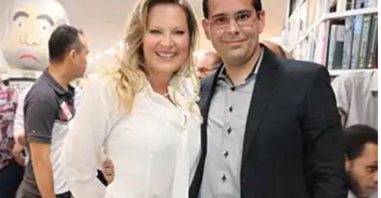 Empresa de médico piauiense casado com Joice Hasselmann é investigada por corrupção 1