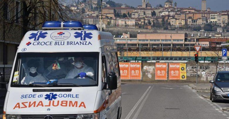 Número de mortos por coronavírus na Itália passa de 6 mil 1