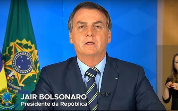 Em pronunciamento criminoso, Bolsonaro fala em gripezinha, pede para pessoas voltarem ao trabalho e ataca Drauzio Varella 1
