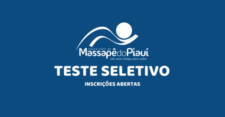 Prefeitura de Massapê do Piauí abre teste seletivo com 35 vagas para diversas áreas; veja o edital 1