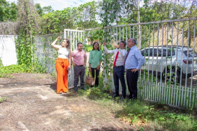 Visita técnica busca restabelecimento da sede própria da OAB/ Oeiras 11