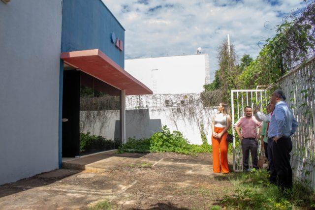 Visita técnica busca restabelecimento da sede própria da OAB/ Oeiras 10