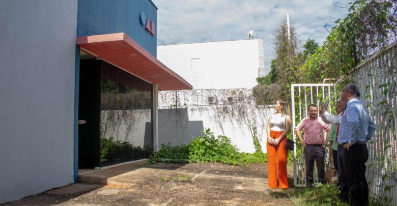 Visita técnica busca restabelecimento da sede própria da OAB/ Oeiras 1
