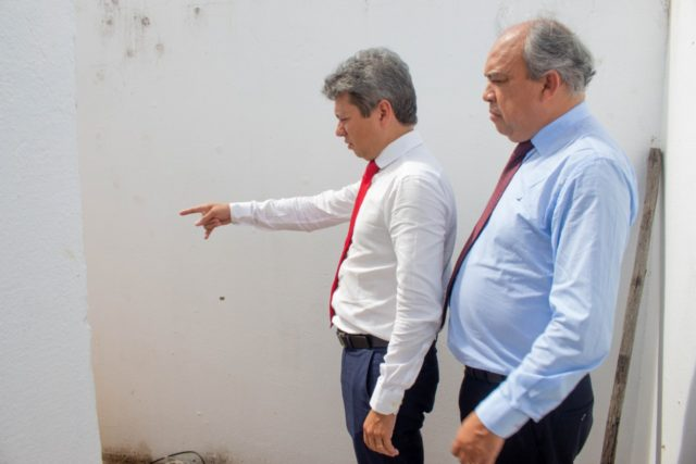 Visita técnica busca restabelecimento da sede própria da OAB/ Oeiras 6