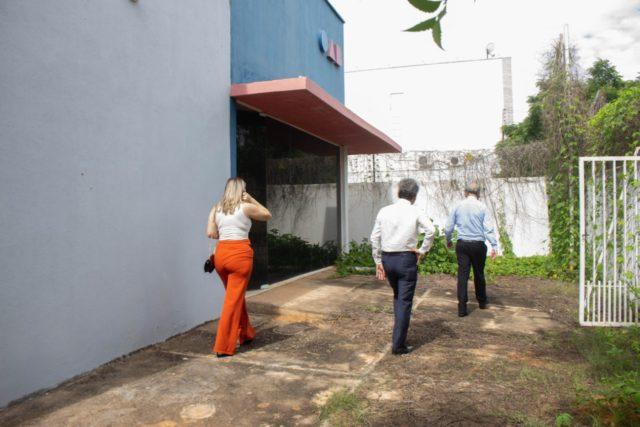 Visita técnica busca restabelecimento da sede própria da OAB/ Oeiras 5