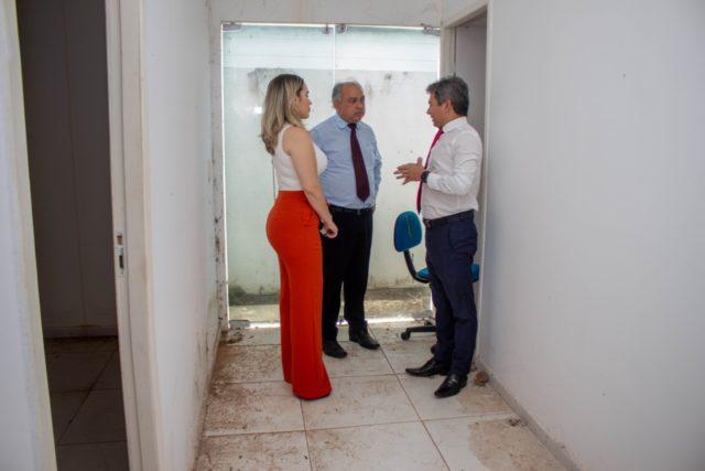 Visita técnica busca restabelecimento da sede própria da OAB/ Oeiras 4
