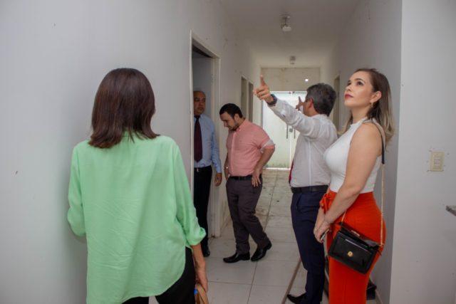 Visita técnica busca restabelecimento da sede própria da OAB/ Oeiras 2