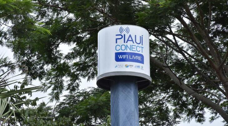 Coronavírus: Piauí Conectado aumenta capacidade de wi-fi gratuito para população se informar 1
