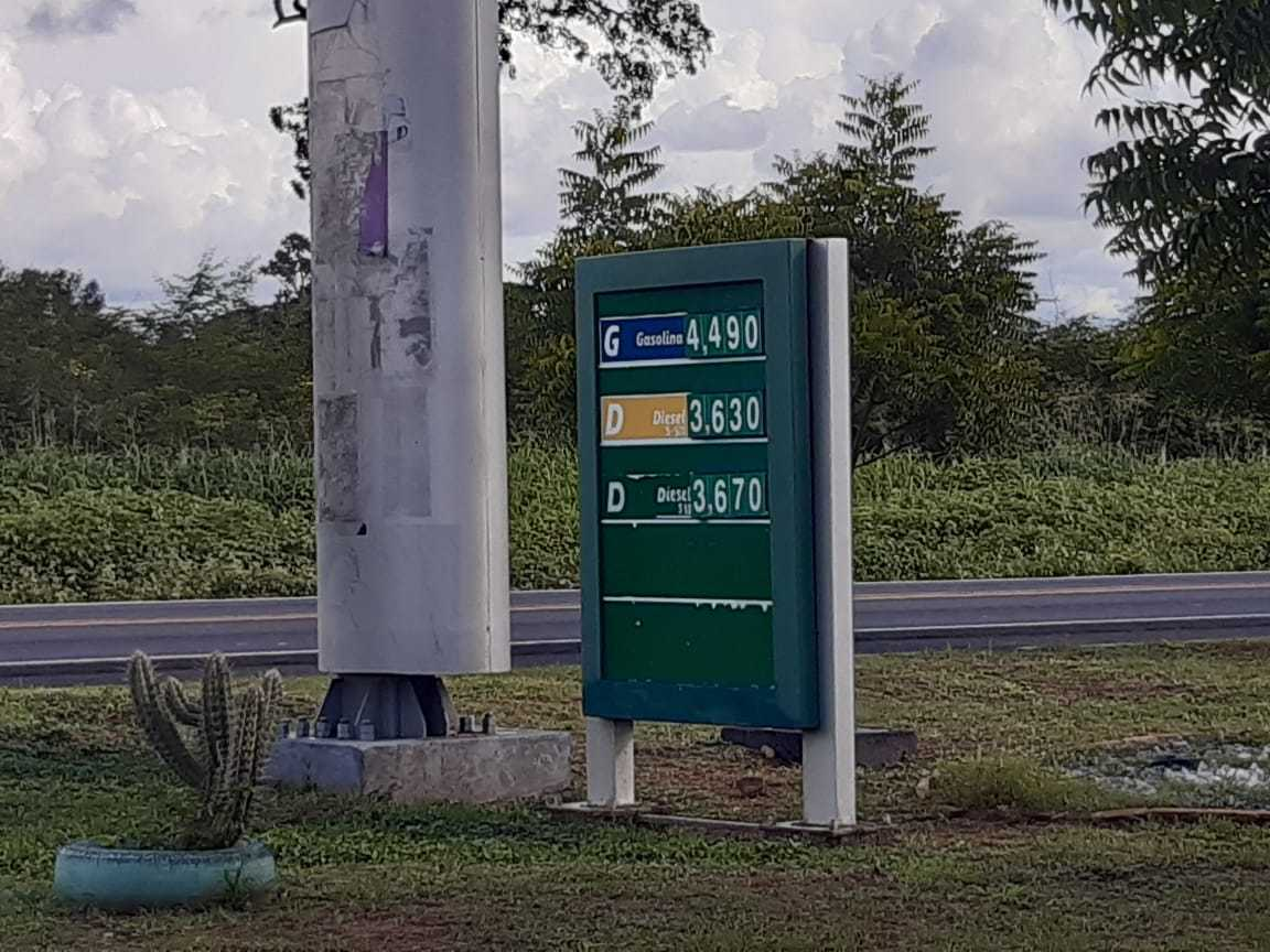 SAAE se dava ao luxo de comprar gasolina com preço acima do mercado em Campo Maior 2