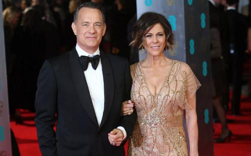 Tom Hanks e sua mulher testam positivo para o coronavírus 1