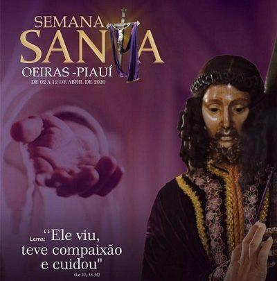 Semana Santa em Oeiras de 02/04/2020 – 12/04/2020; Confira a programação 1