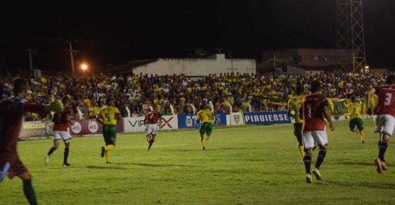 Campeonato Piauiense de futebol será mantido sem a presença da torcida 1