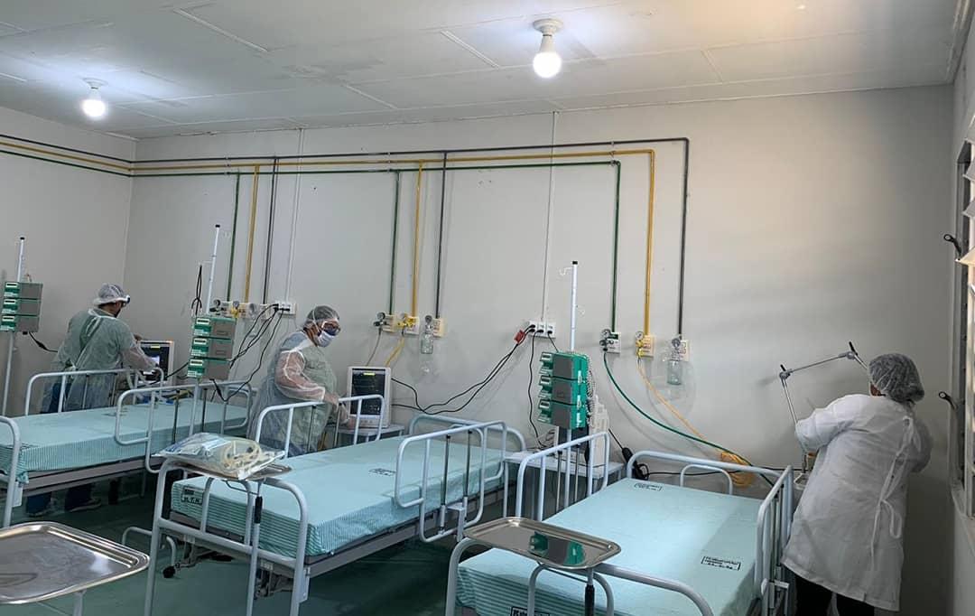 Deputado Francisco Costa garante novos equipamentos para o Hospital Regional Tibério Nunes em Floriano 2
